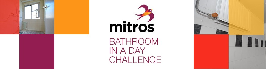 NineSights Community Innovation Contest Bathroom In A Day Challenge - Bathroom in a day